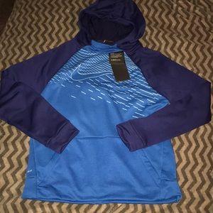 Nike Boys Hooded Sweatshirt XL NWT